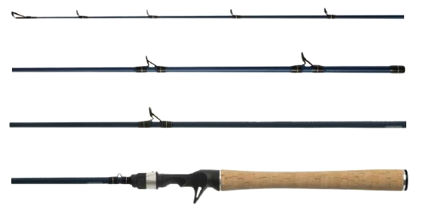 Lumis Custom by Lusca Series Styles Graphite Rods IM6